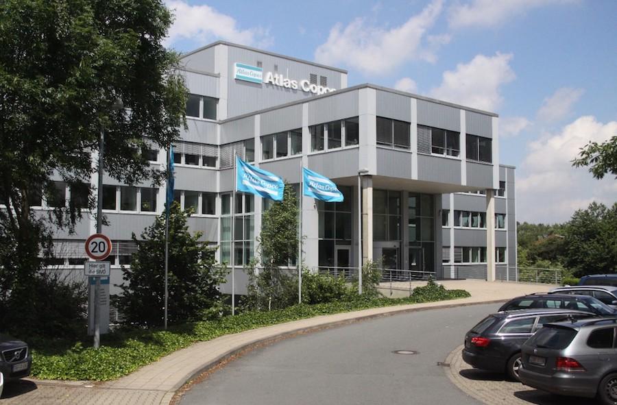 Atlas Copco buys German pump distributor