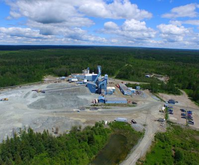"""McEwen Mining halts payout over """"much lower revenue"""" this quarter"""