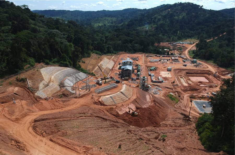 Alphamin begins commissioning Bisie tin mine in DRC