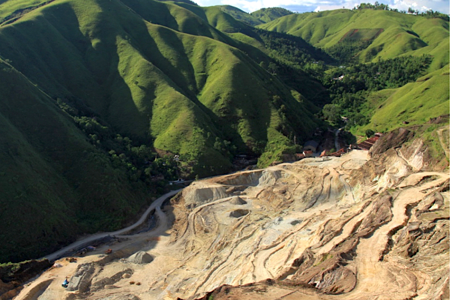Massive base metals mine in Myanmar to start production in 2021