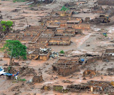 BHP hit by $5 billion suit over 2015 dam failure un Brazil