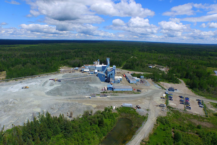 McEwen kicks off commercial production at Gold Bar mine in Nevada