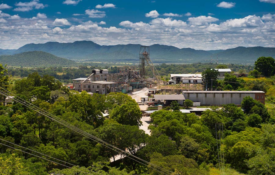 B2Gold says not trying to buy Zimbabwe gold project