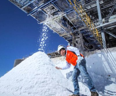 World's No. 2 lithium producer SQM sees demand growing by 17% this year